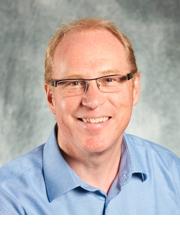 Ian Margerison, Vice President Business Development