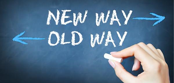New Way - Old Way